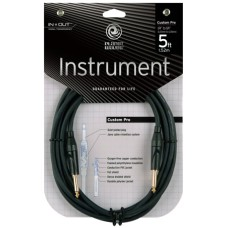 Planet Waves Custom Pro Series Instrument Cable - 5ft (1.52m)