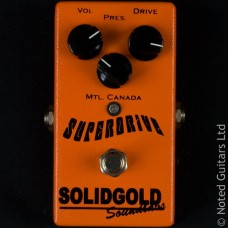Solid Gold Soundlabs Superdrive