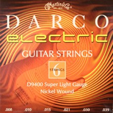 Martin Darco Super Light Gauge Nickel Wound