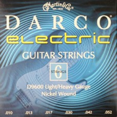 Martin Darco Light/Heavy Gauge Nickel Wound